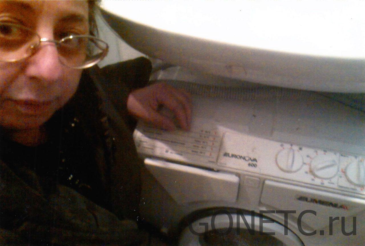 фото раковина над стиральной машиной