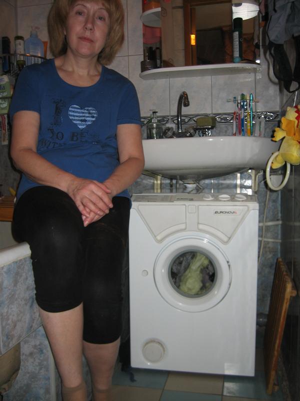 Самая компактная стиральная машина